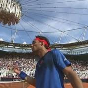 Zapping TV : clash entre Rafael Nadal et Fabio Fognini en plein match