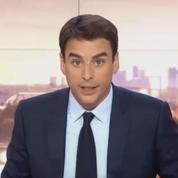 Zapping TV : la bourde de Julian Bugier en plein JT de France 2