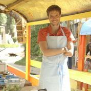 Grégory Cuilleron cuisine sur Disney Channel