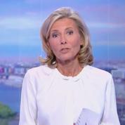 Claire Chazal quitte les JT du week-end
