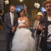 Plus Belle La Vie :l'heure du mariage pour Laëtitia Milot