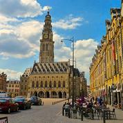 Le beffroi d'Arras élu Monument préféré des Français