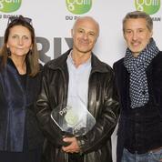 Antoine de Caunes remet le prix Gulli du roman