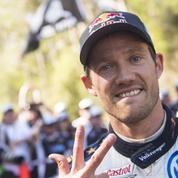 Sébastien Ogier: «Le rallye est sous-médiatisé à la télé»