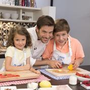 Grégory Cuilleron cuisine pour Disney