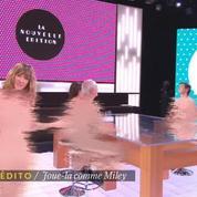 Zapping TV : Daphné Bürki entièrement nue sur Canal+ (ou presque)