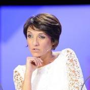 Florence Foresti à la présentation des César 2016