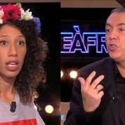 Zapping TV : une Femen s'en prend en direct à Jean-Marc Morandini