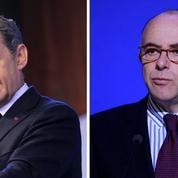 Nicolas Sarkozy et Bernard Cazeneuve invités des JT