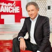 Marina Carrère d'Encausse invitée de Michel Drucker dans Vivement Dimanche