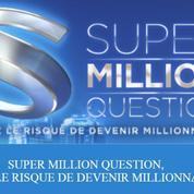 Super million question bientôt sur NRJ 12 : un million d'euros en jeu