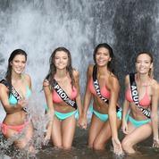 Miss France 2016 : les photos des candidates en bikini