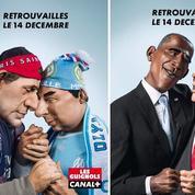Les Guignols : leur campagne de pub mise sur «les retrouvailles»