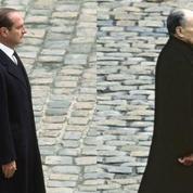 Chirac-Mitterrand : l'hommage de la télé