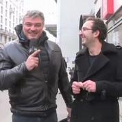 Zapping TV : quand David Douillet pique la place d'un journaliste de Canal+