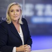 Agacée par Jean-Jacques Bourdin, Marine Le Pen tweete des photos de Daech