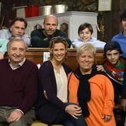 Audiences : TF1 leader avec Joséphine ,Le Dernier Gaulois sur France 2 passionne