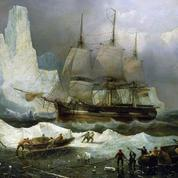 Percez les mystères des navires fantômes de l'expédition Franklin