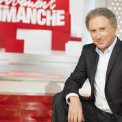 Thierry Lhermitte invité de Michel Drucker dans Vivement dimanche