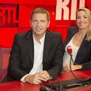 Thomas Hugues booste les audiences de RTL