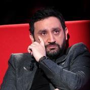Cyril Hanouna ému aux larmes chez Marc-Olivier Fogiel