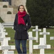 Anne-Claire Coudray et Marie Drucker à Verdun
