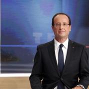 François Hollande invité des JT de 20h de TF1 et France 2 jeudi soir