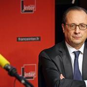 François Hollande invité de France Inter ce soir