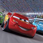 Les studios Pixar font chauffer la gomme avec Cars