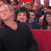 Zapping TV : l'étrange attitude de Benoît Poelvoorde lors d'interviews télé