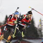 L'Équipe 21 à l'heure du biathlon
