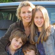 Alexandra Lamy, le combat d'une mère sur TF1