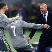 Ligue des Champions: Zidane relève le défi