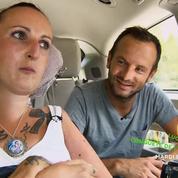 Le road trip déjanté de Jérémy Michalak et Lucie Carrasco sur June TV