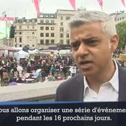 Le maire de Londres milite contre le Brexit