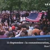 11-Septembre 2001: 15 ans après, les proches des victimes réunies à New York