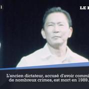 Philippines : l'ex-dictateur Marcos enterré en « héros »