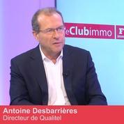 Club Immo Antoine Desbarrières, directeur de Qualitel