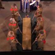 Richard III enterré à la cathédrale de Leicester