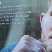Drame / Pont-Audemer s'apprête à dire au revoir à Alexis Vastine