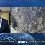 Christophe Castaner a survolé le crash : «C'est épouvantable»