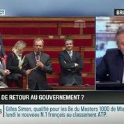 Brunet & Neumann: Pour ou contre le retour des Verts au gouvernement ?