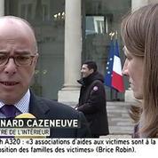 Cazeneuve : «L'hypothèse terroriste n'est pas privilégiée»