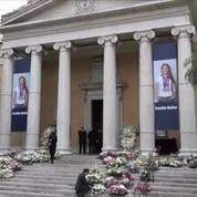 Les obsèques de Camille Muffat ont eu lieu à Nice