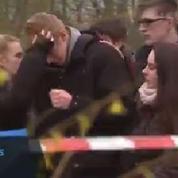 Allemagne : vive émotion dans une école qui a perdu 16 élèves dans le crash