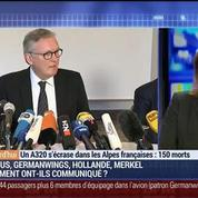 Un A320 s'écrase dans les Alpes françaises: 150 morts (4/4)