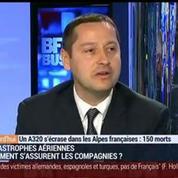 Un A320 s'écrase dans les Alpes françaises: 150 morts (2/4)