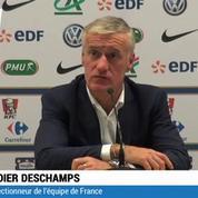Football / Deschamps et les ambitions de Zidane