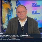 Jean-Marc Daniel: Quotas laitiers: fin du régime en Europe –
