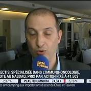 La biotech française Cellectis se cote au Nasdaq: Arnaud Guérin –
